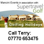 Super Travel Golf
